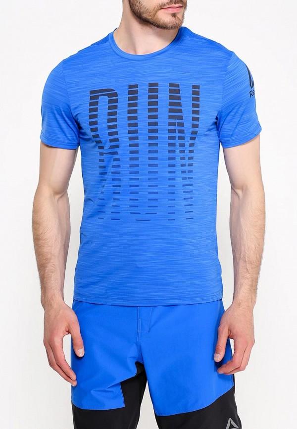 Футболка спортивная Reebok Reebok RE160EMUPN67 футболка reebok футболка компрессионная rcf ss compression wilblu