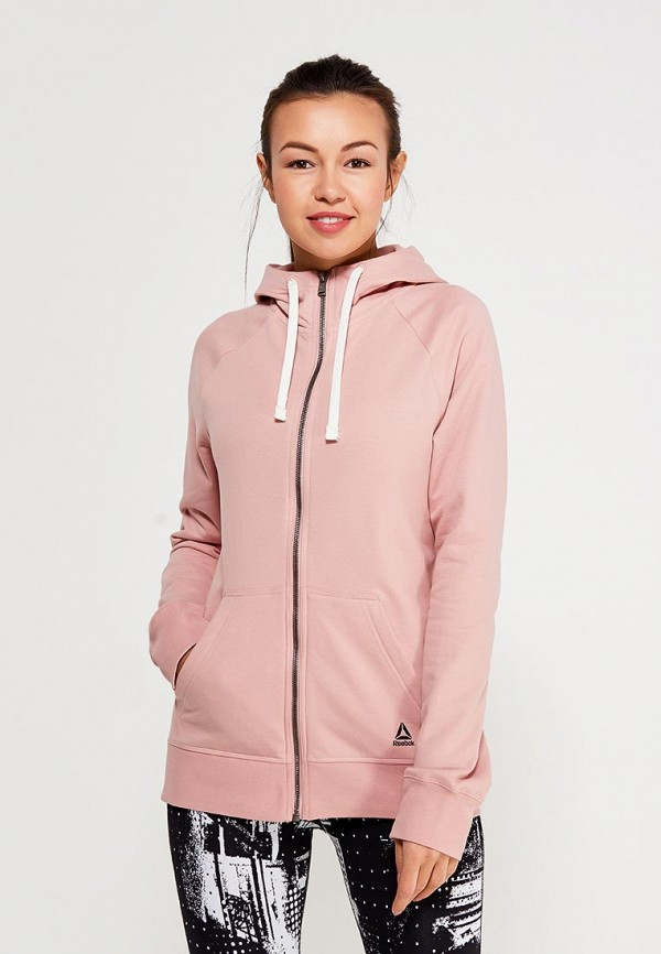 Толстовка Reebok Reebok RE160EWALNF3 reebok толстовка f iconic back zip c
