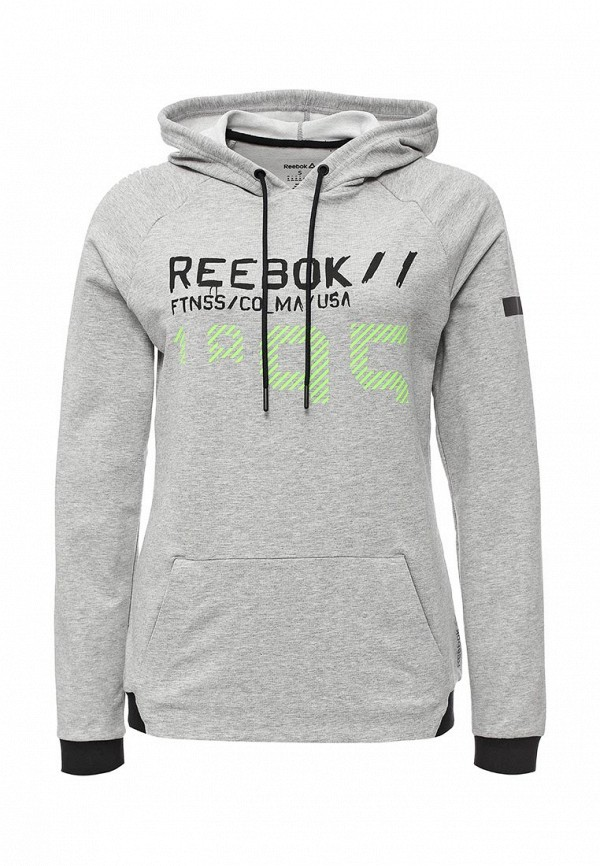 Женские худи Reebok (Рибок) AJ7423