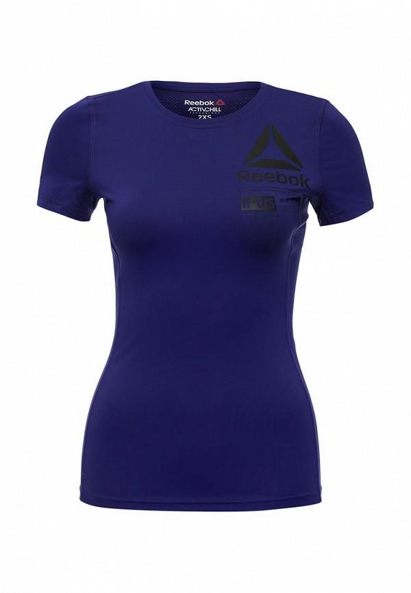 Спортивная футболка Reebok (Рибок) AX8808