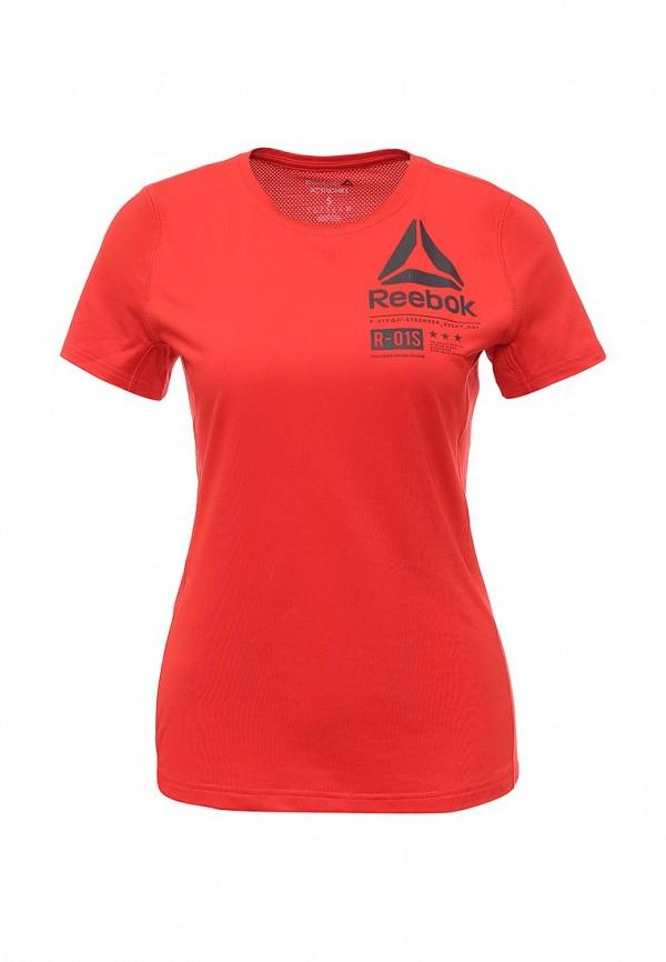 Спортивная футболка Reebok (Рибок) AX8811