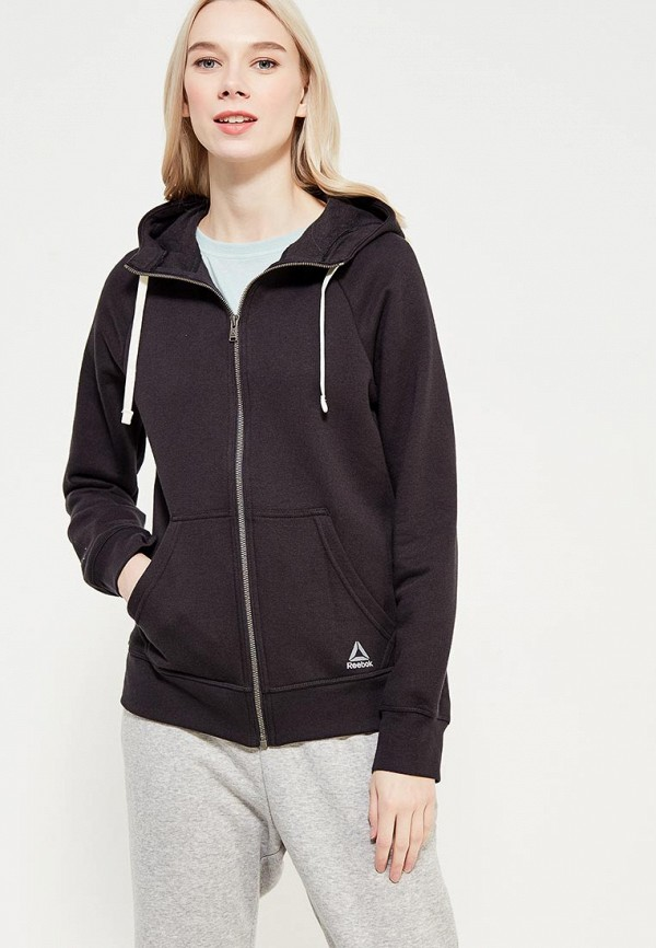 Толстовка Reebok Reebok RE160EWYAJ68 reebok толстовка f iconic back zip c