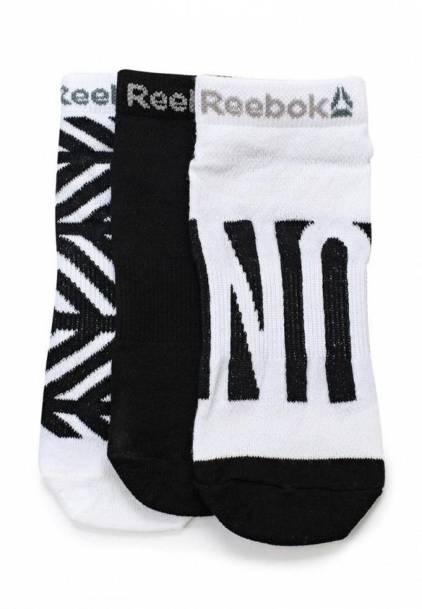 Комплект носков 3 пары Reebok Reebok RE160FMUPO69 комплект носков 3 пары infinity kids