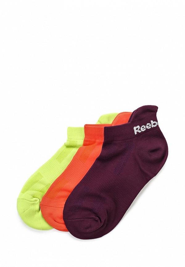 Комплект носков 3 пары Reebok Reebok RE160FWQJT79 комплект носков 3 пары infinity kids