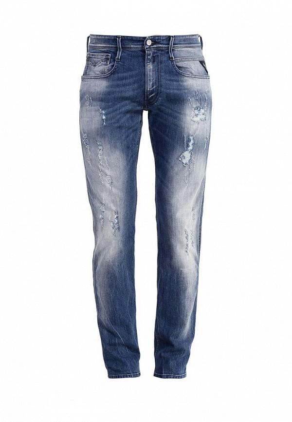Зауженные джинсы Replay (Реплей) M914  .000.573 591