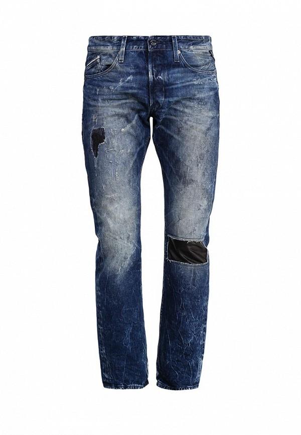 Мужские прямые джинсы Replay (Реплей) M983  .000.994 662