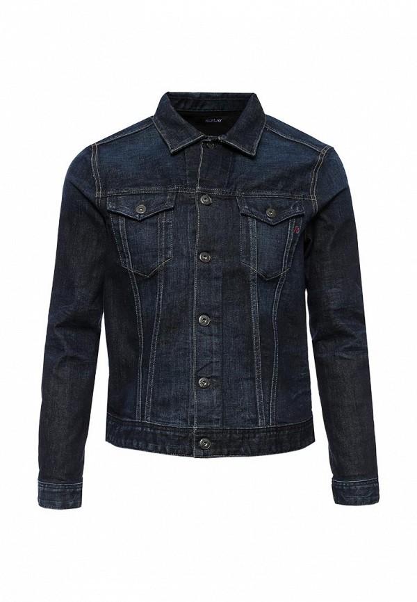 Джинсовая куртка Replay (Реплей) MV842 .000.525 630