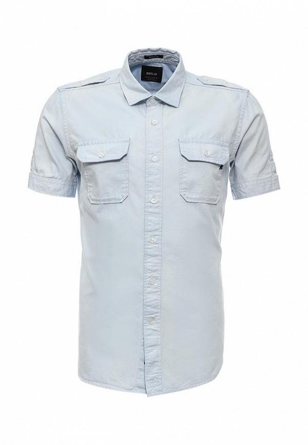 Рубашка с коротким рукавом Replay (Реплей) M4932.000.82362
