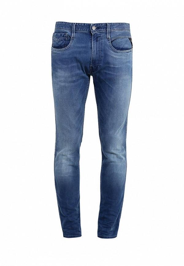 Зауженные джинсы Replay (Реплей) M914.000.09B752