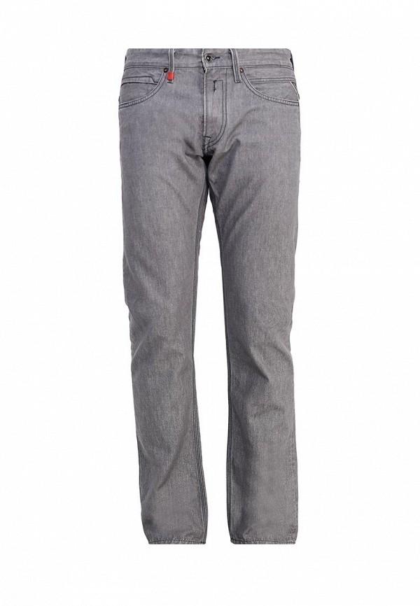 Мужские прямые джинсы Replay (Реплей) M966.000.550010