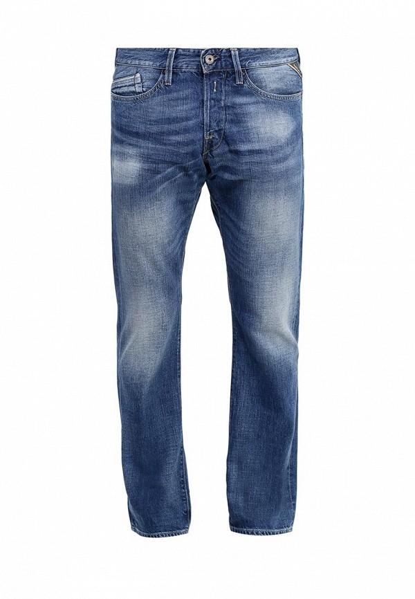 Мужские прямые джинсы Replay (Реплей) M983.000.278714