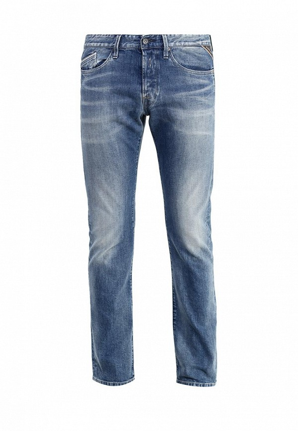 Мужские прямые джинсы Replay (Реплей) M983.000.419744