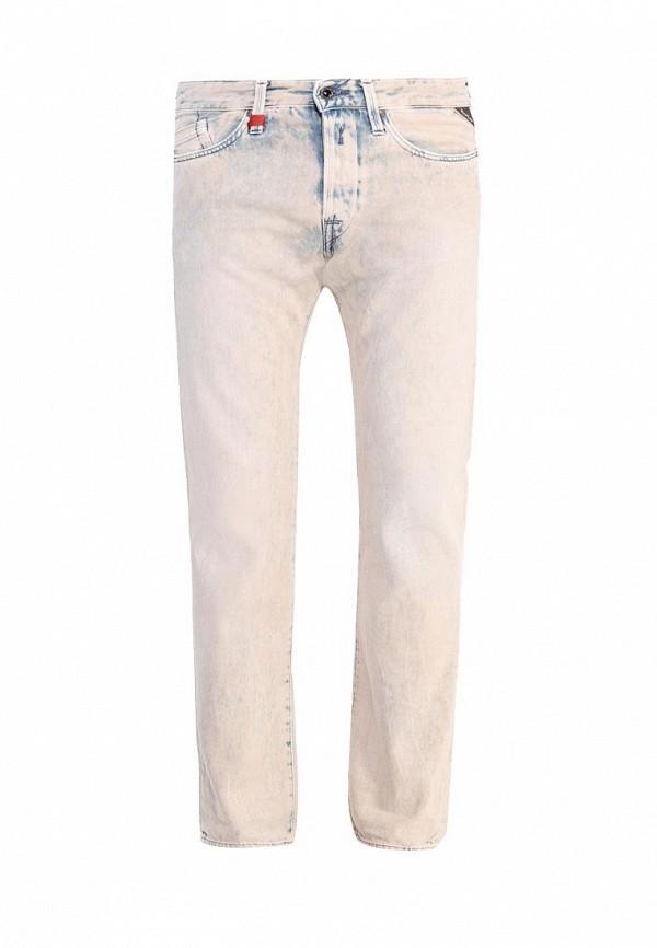 Мужские прямые джинсы Replay (Реплей) M983.000.610372
