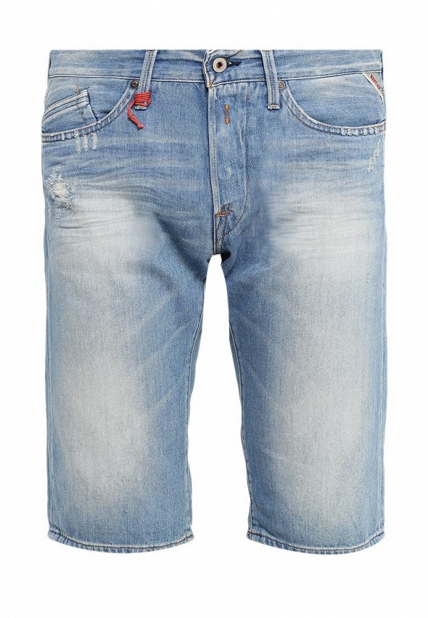 Мужские джинсовые шорты Replay (Реплей) M997.000.610349
