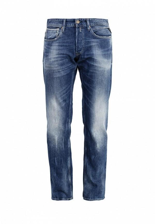 Мужские прямые джинсы Replay MA946.000.953730