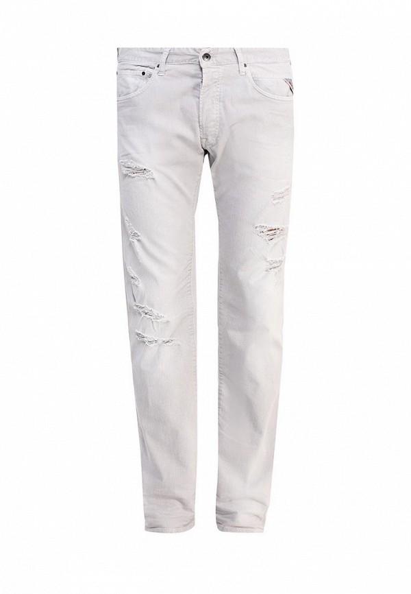 Мужские прямые джинсы Replay (Реплей) MA989.000.8005216