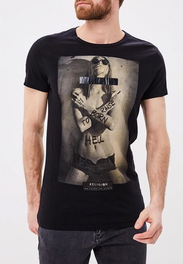 Футболка Religion Religion RE881EMBFRE5 футболка religion religion re881emvfu39