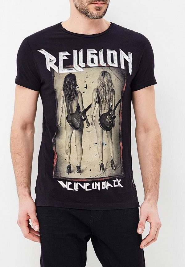 Футболка Religion Religion RE881EMBFRF2 футболка religion religion re881emvfu39