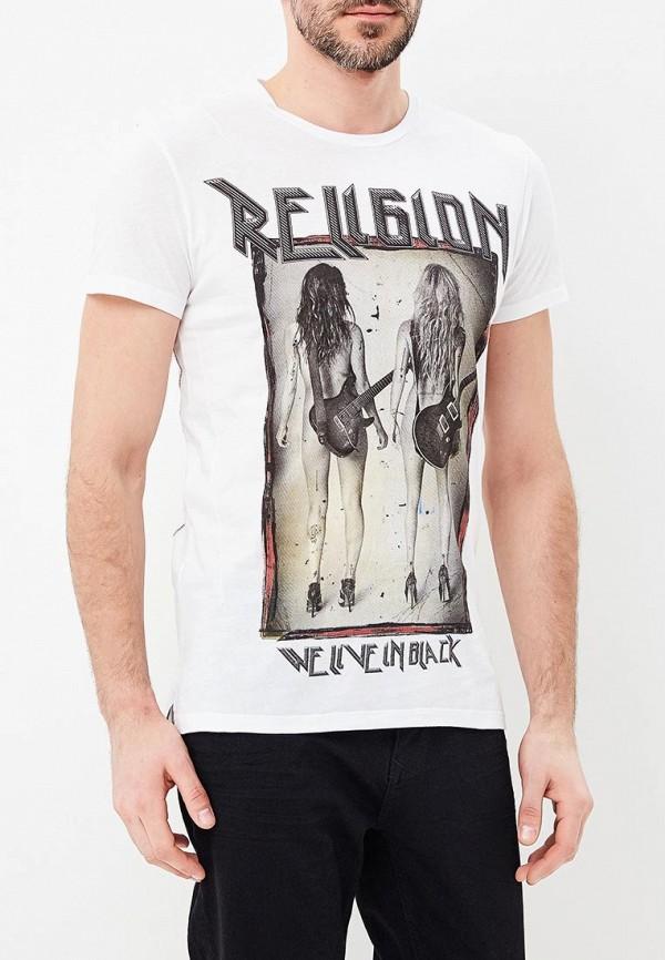 Футболка Religion Religion RE881EMBFRF3 футболка religion religion re881emvfu39
