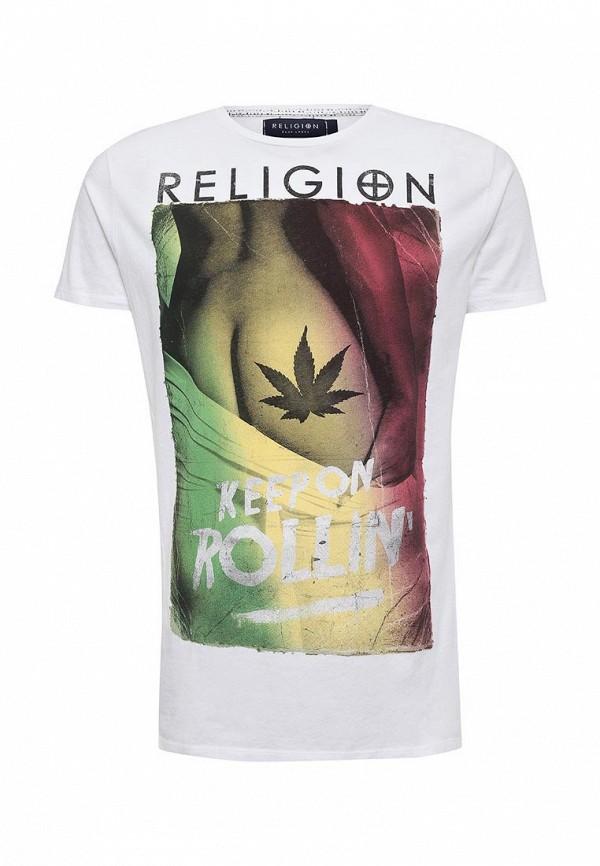 Футболка Religion Religion RE881EMSCE46 свитшот religion