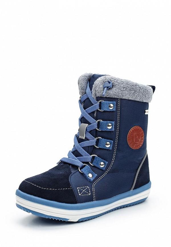 Купить Ботинки Reima, Freddo Toddler, RE883ABUPY60, синий, Осень-зима 2017/2018