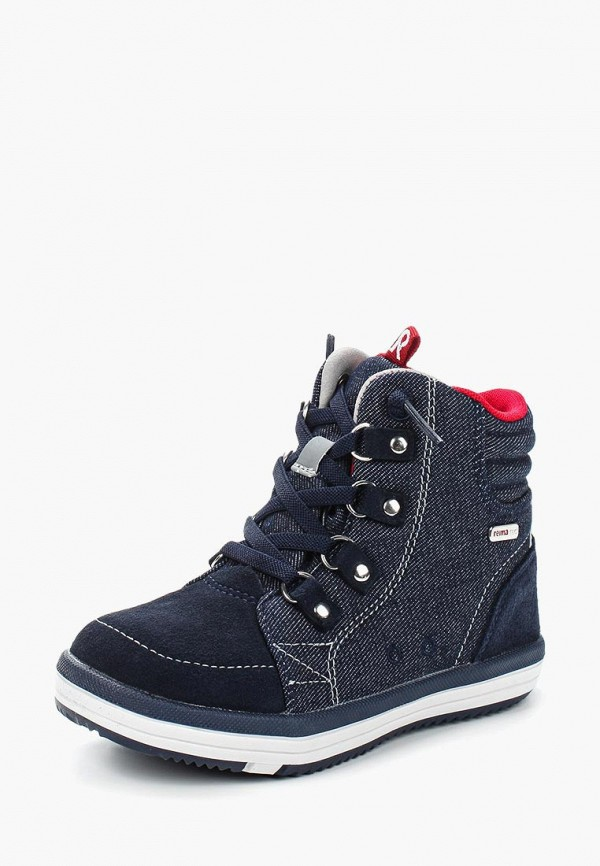 Ботинки Reima, Wetter Jeans, RE883ABUPY65, синий, Весна-лето 2018  - купить со скидкой