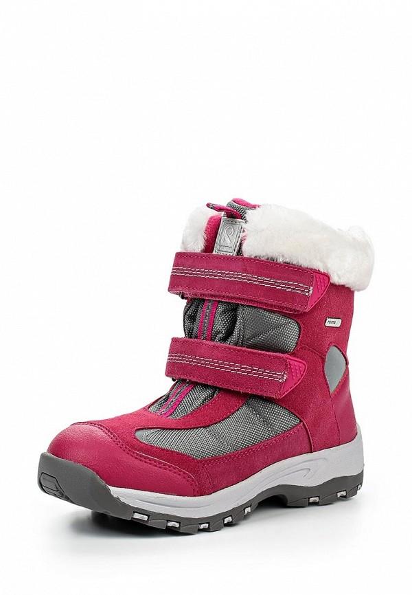Ботинки для девочек Reima 569296-4620