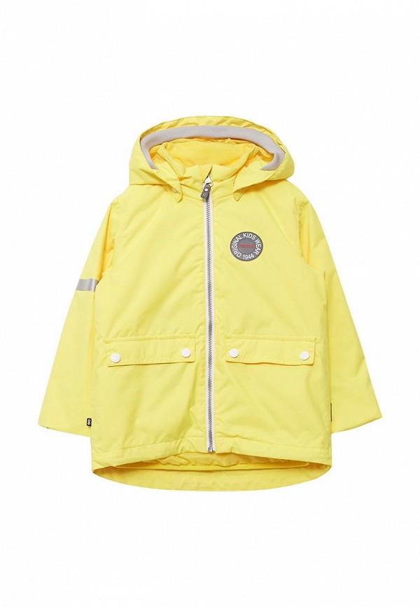 Купить Куртка утепленная Reima, Taag, RE883EKADQL6, желтый, Весна-лето 2018