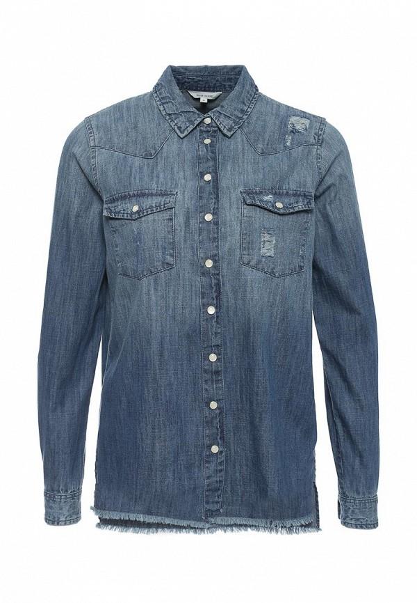 Рубашка джинсовая River Island 690586