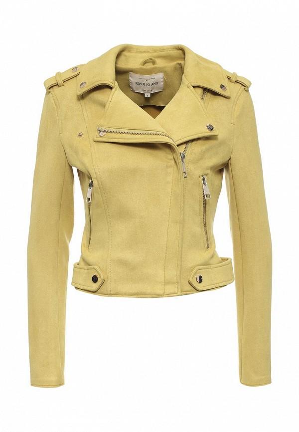 Куртка кожаная River Island 696418