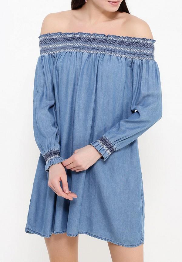 Фото Платье джинсовое River Island. Купить с доставкой