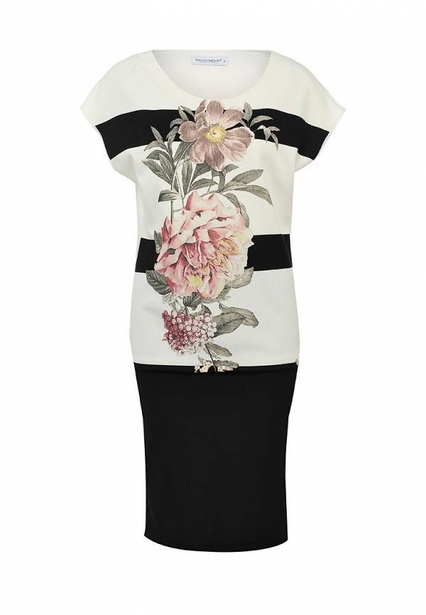 Платье-миди Rinascimento CFC0066402003