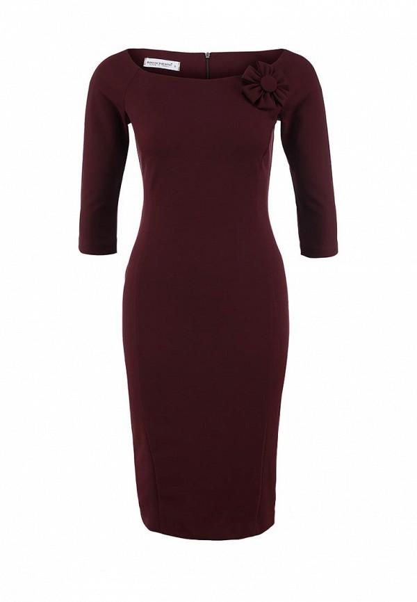 Платье-миди Rinascimento CFC0071416003