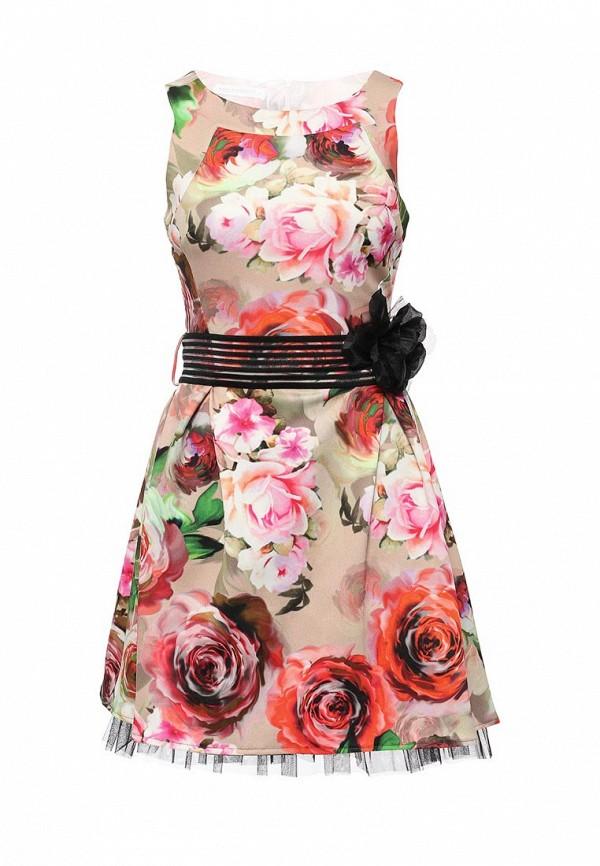 Платье-мини Rinascimento CFC0013725002