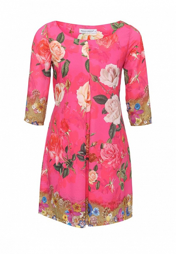 Платье Rinascimento Rinascimento RI005EWHRC13 rinascimento rinascimento ri005ewhrd19