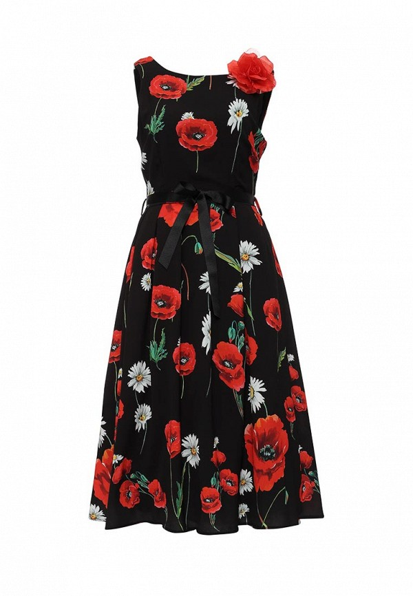 Платье-миди Rinascimento CFC0013732002