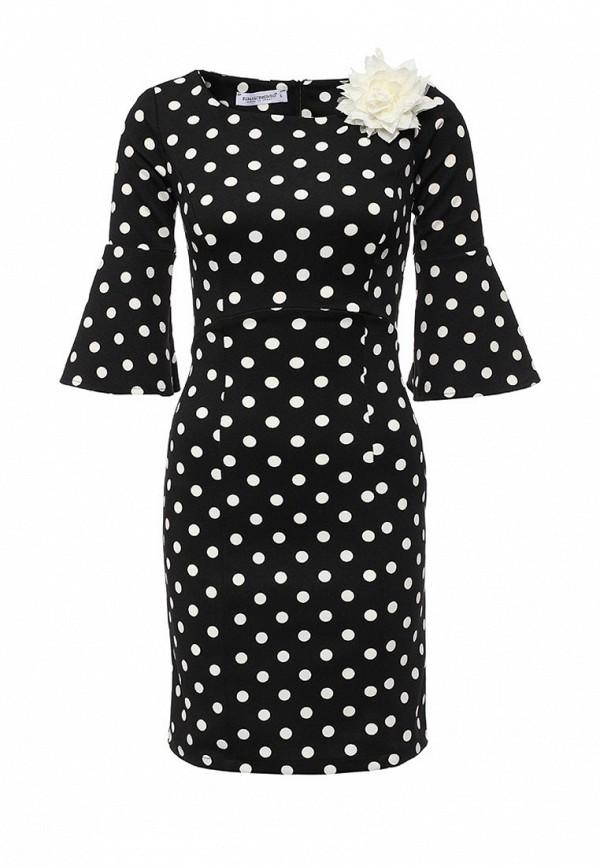 Платье-миди Rinascimento CFC0013736002