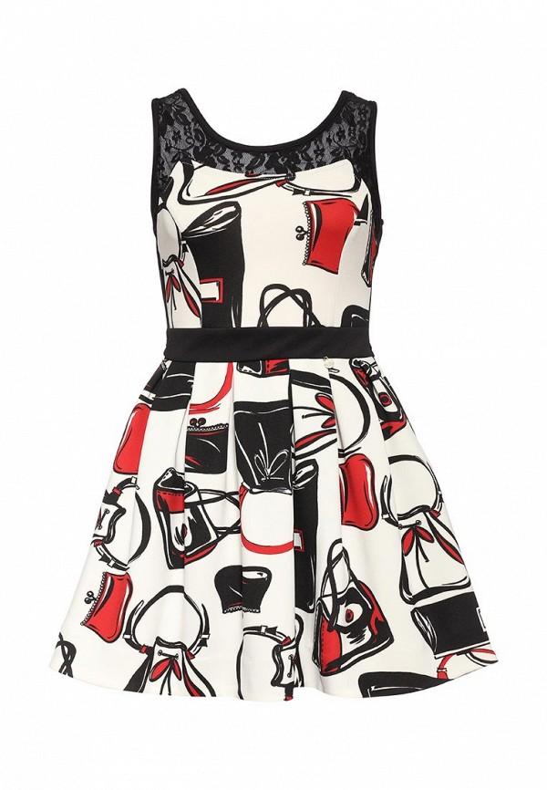 Платье-мини Rinascimento CFC0072637003