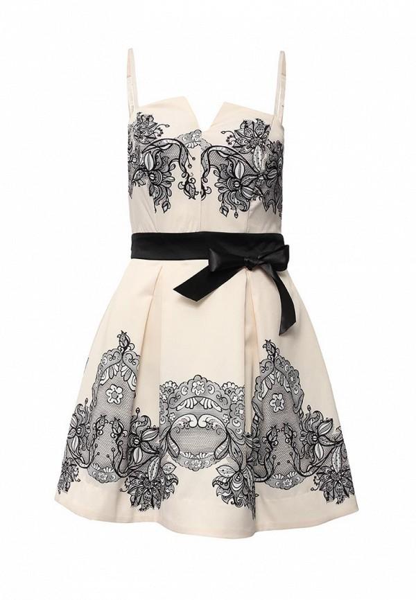 Платье-миди Rinascimento CFC0072734003