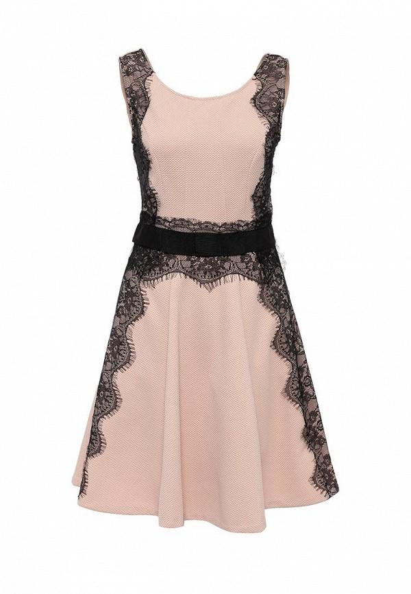 Платье-миди Rinascimento CFC0072827003