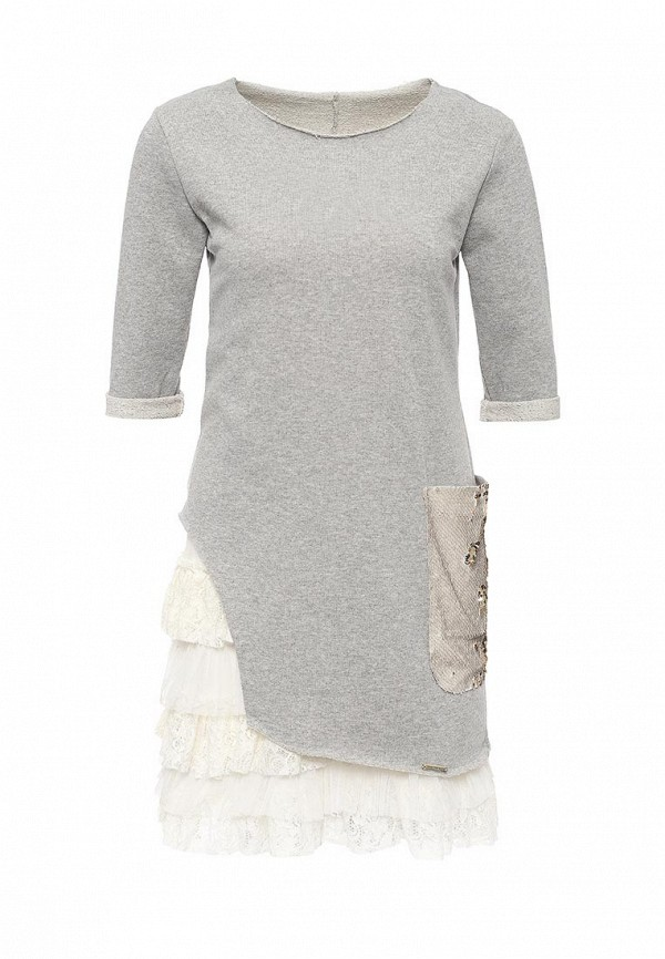 Платье-миди Rinascimento CFC0073008003