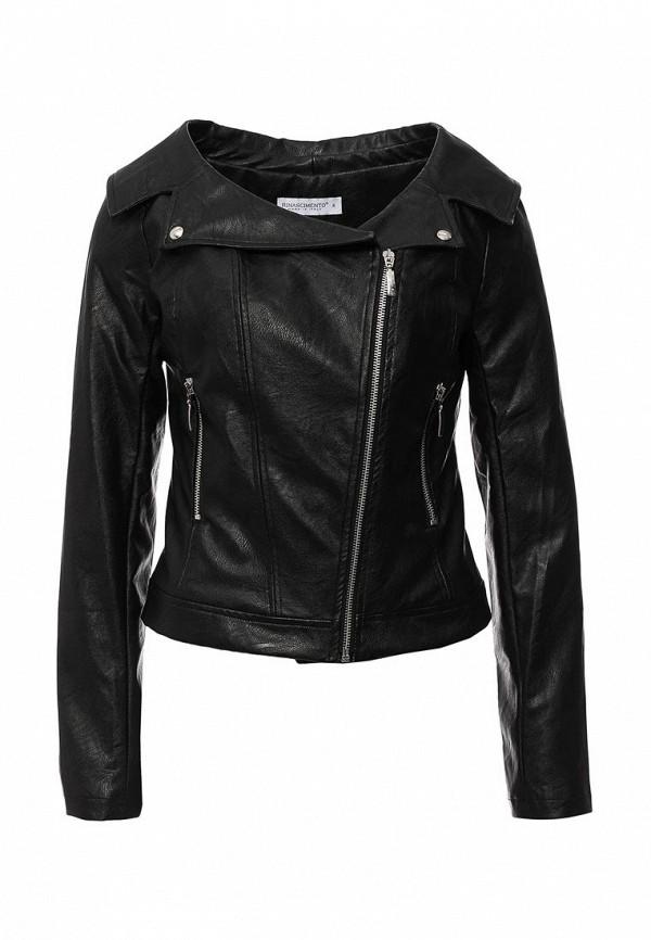 Кожаная куртка Rinascimento CFC0073135003