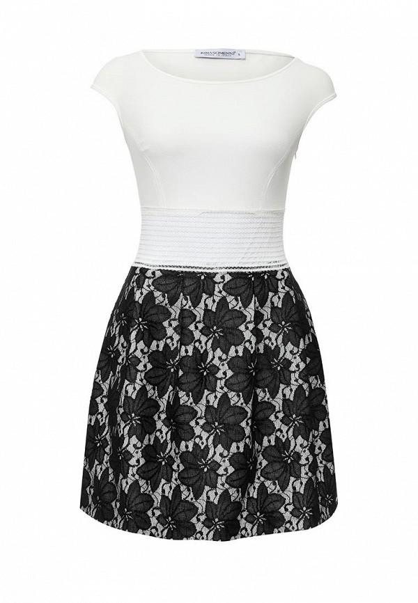 Платье-мини Rinascimento CFC0074070003
