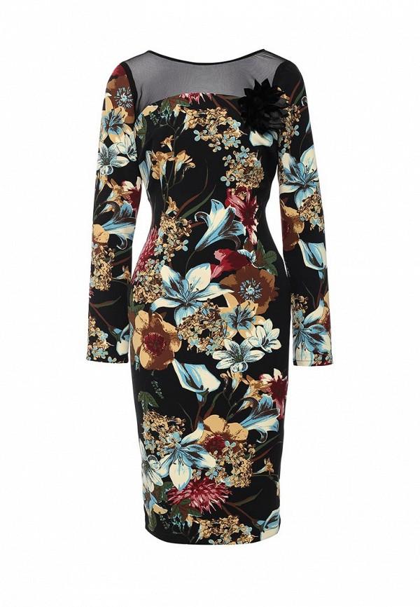 Платье-миди Rinascimento CFC0014242002