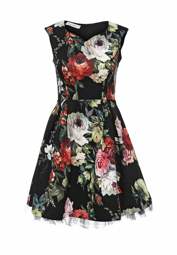 Платье-мини Rinascimento CFC0075818003