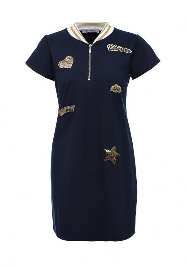 Платье-мини Rinascimento CFC0076324003