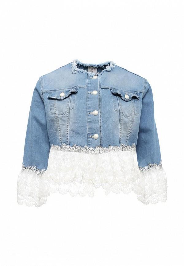 Куртка джинсовая Rinascimento Rinascimento RI005EWSDX54 куртка утепленная rinascimento rinascimento ri005ewwct87