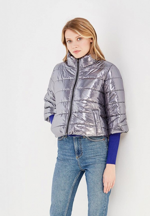 цена  Куртка утепленная Rinascimento Rinascimento RI005EWYHQ19  онлайн в 2017 году