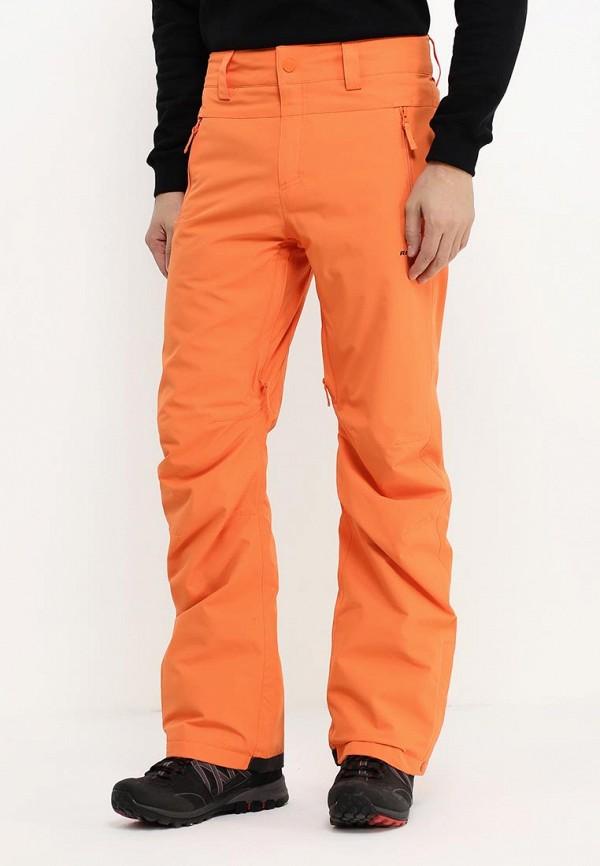 Фото 4 - Брюки горнолыжные Rip Curl оранжевого цвета