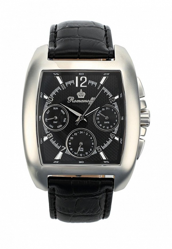 Купить Часы Romanoff, RO003DMAIDO1, черный, Весна-лето 2018